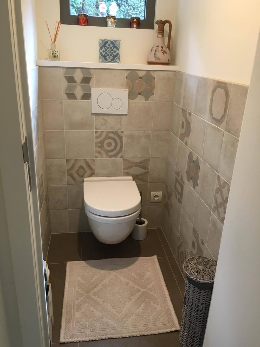 Moderne badkamer met inloopdouche cossyns alle maatwerk renovaties landelijke inloopdouche - Badkamer lay outs met douche ...